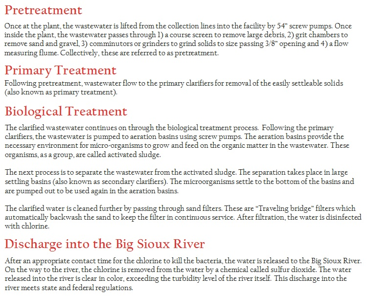Health Care Essay Topics Brookings Weather Exceptional College Essays also Topics For Argumentative Essays For High School Wastewater Services  Brookings Municipal Utilities Howard Zinn Essays