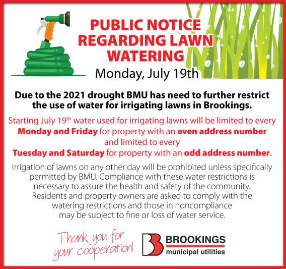public-announcement-water-restrictions-July-19th